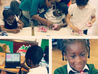 iDiscover Inspires Pupils on National Women in Engineering Day