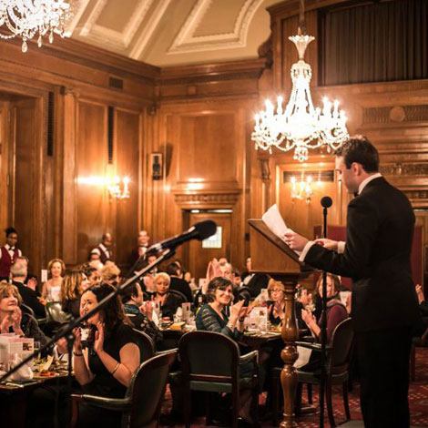 Inspire 10th Anniversity celebration takes place at the Mercers Guildhall London