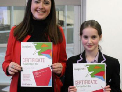 Linklaters Achievement Mentoring Programme student with mentor