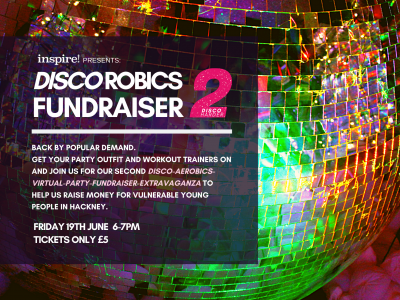 Discorobics fund raiser