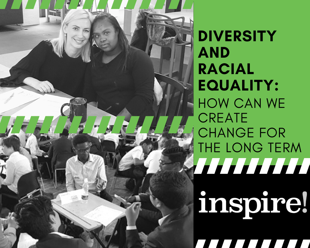 Diversity and Racial Equality at Inspire